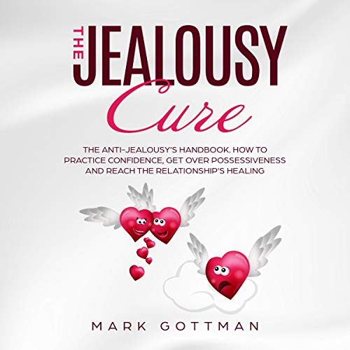 The Jealousy Cure audiobook cover art