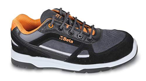 Beta 7315AN - Schuhe aus Wildleder und Mikrofaser, wasserabweisend, mit Carbon-Einsätzen