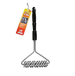 Brushtech Grill Cleaner at Amazon