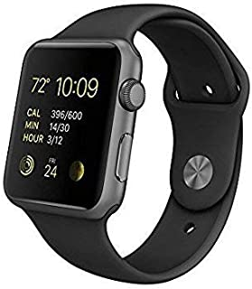 Devsadan A2 Bluetooth Smart Watch Compatible with All Phone (Grey)