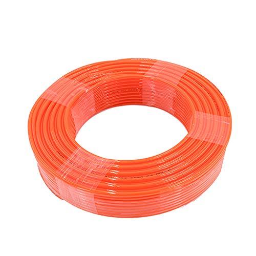Jackbaggio Manguera De Aire De Poliuretano Para Compresor De Aire Industrial (Rojo,8x5)