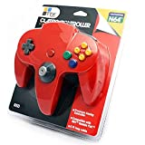 N64 - Controller OG - Solid Red (Third Party)