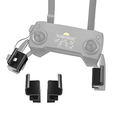 SHEAWA Phone Holder Stand Bracket for DJI Mavic Mini/Mavic 2 Pro/Zoom Drone Portable Widen Cellphone Holder Clip Mount Accessories