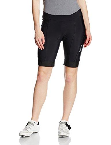 Ziener Damen Biketights CALOTTA X-Gel-TEC, Black, 46