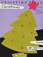 Chordtime Piano Christmas (Chordtime Piano, Level 2b, I-iv-v7 Chords in Keys of C, G and F)