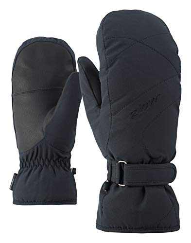 Ziener Damen Kaddyla Mitten Lady Glove Ski-handschuhe, black, 8 (L)