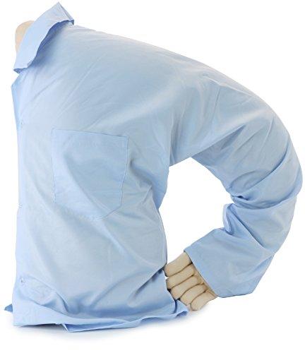Boyfriend Pillow The Original Boyfriend Body Pillow Blue