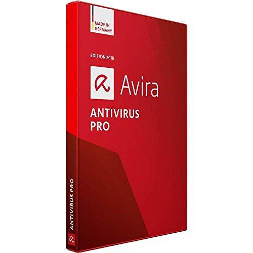 Avira Antivirus Pro 2019 | 5 PCs + Android | 1 Jahr Aktivierungsschlüssel & Datenrettung by EaseUS