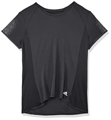adidas Supernova Camiseta, Mujer, Negro, 2XS