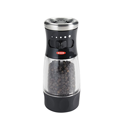 OXO Pepper Grinder, Clear