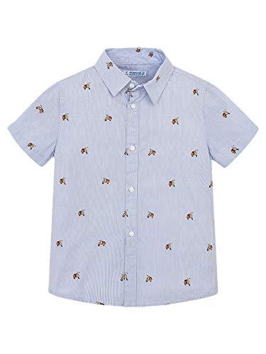 Mayoral, Camisa para niño - 3130, Morado