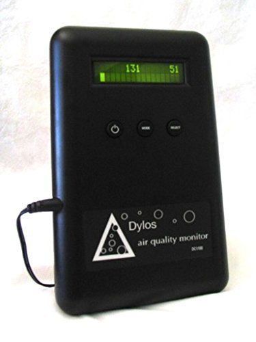 Dylos DC1100 Standard Laser Air Quality Monitor by Dylos