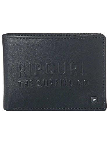 Rip Curl Up North PU All Day - Bolsa para Monedas (11 cm), Negro (Negro) - BWUIF1