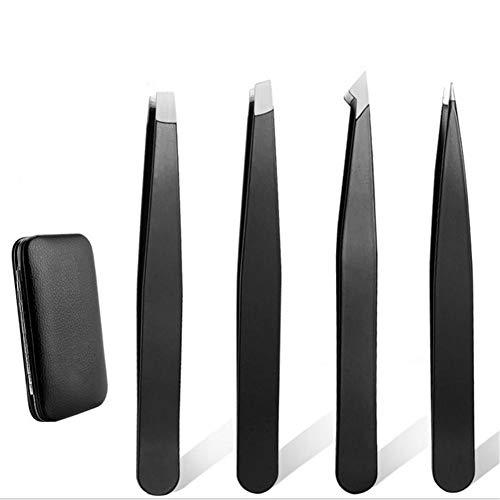 Sourcils Brucelles Sourcils Clip Meilleure Précision Sûr Et Portable Précision Pince À Sourcils Pliable Epilation Pincettes