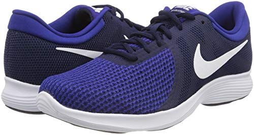 41QsnAVduyL - Nike Men's Revolution 4 Eu Fitness Shoes