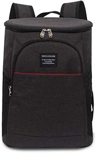 jolicobo Leak Proof Cooler Rucksack, extra große 18L, 24 Dosen, Thermisch, leicht, Weinkühler mit weichem Futter, geeignet für Outdoor, Wandern, Picknick, Strand, Camping, Unisex,