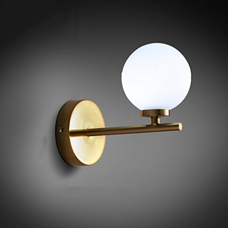 YLLXX Wandleuchte Modernen Minimalistischen Nordic Wandleuchte Schlafzimmer Wohnzimmer Flur Lampe Nachttischlampe Wandleuchte Kreative Wandleuchte (80  170Mm)