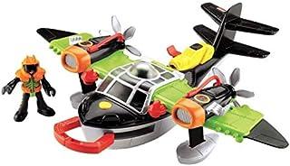 Imaginext Super Aviões Sky Racer Windscorpion - Mattel