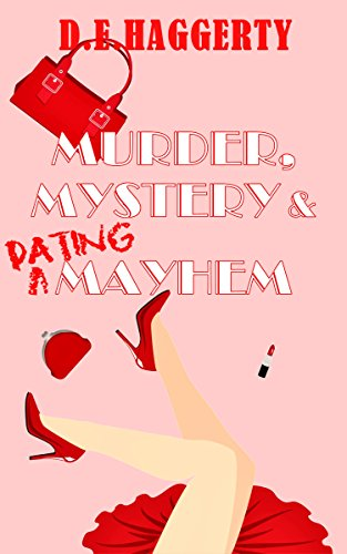 Murder, Mystery & Dating Mayhem: a humorous senior sleuth cozy mystery (The Gray-Haired Knitting Detectives Book 1)