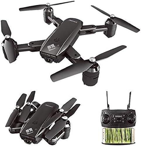disfrutando de sus compras ZJYYD Multifunción Drone RC Quadcopter with720P HD HD HD Doble cámara Mantener sin Cabeza Duración de batería Prolongada Flujo óptico Punto Fijo Flip 3D  orden ahora con gran descuento y entrega gratuita