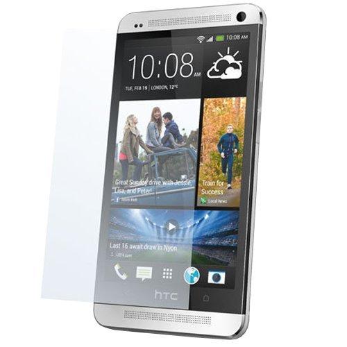 HTC HTCSPP910 Displayschutzfolie 2er Pack für HTC One Smartphone