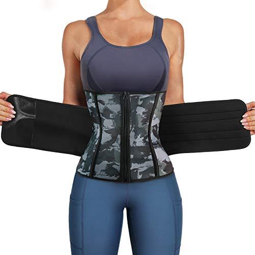 Ursexyly Women Waist Trainer Belt Tummy Control Waist Trimmer Slim Belly...