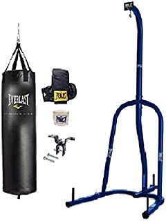 Everlast Heavy Bag Kit with stand (70)