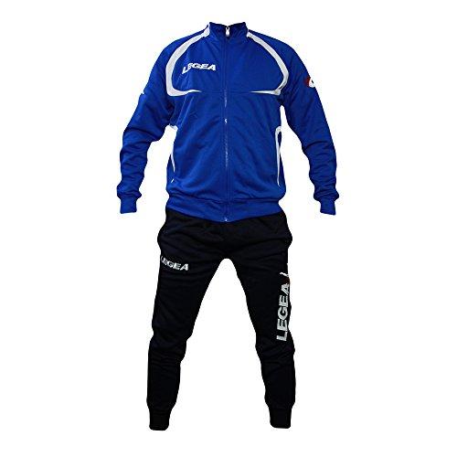 Perseo Sport trainingspak Legea Singapore T093 Heren Fitness Calcio Tempo Libero verschillende kleuren en TG