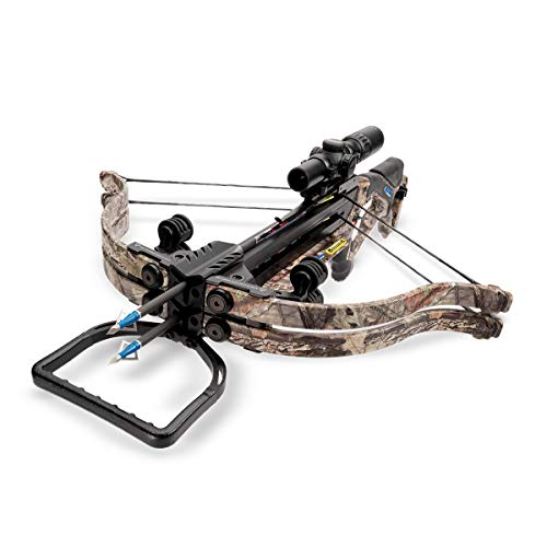Excalibur TwinStrike Crossbow - Mossy Oak