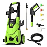 Paxcess 3000PSI Pressure Washer 1.76GPM Powerful...
