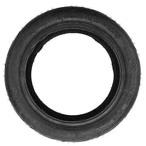 Mefeny Schlauchloser Reifen 10X2.70-6.5 Vakuumreifen für Elektro Roller Balanced Scooter 10 Zoll Vakuum Reifen