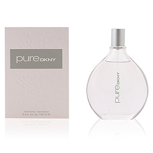 DKNY Pure Eau de Parfum Spray (Verbena) 100 ml, 1er Pack (1 x 100 ml)