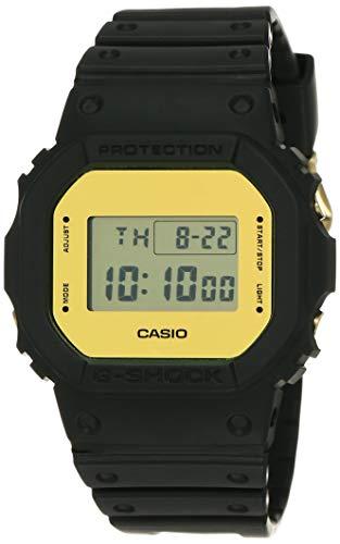 G-Shock DW-5600BBMB-1DR Reloj digital de cuarzo negro resina para hombre