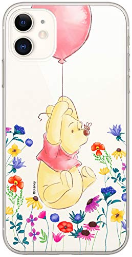 Ert Group DPCPOOH14825 Custodia per Cellulare Disney Winnie the Pooh and friends 028 iPhone 11