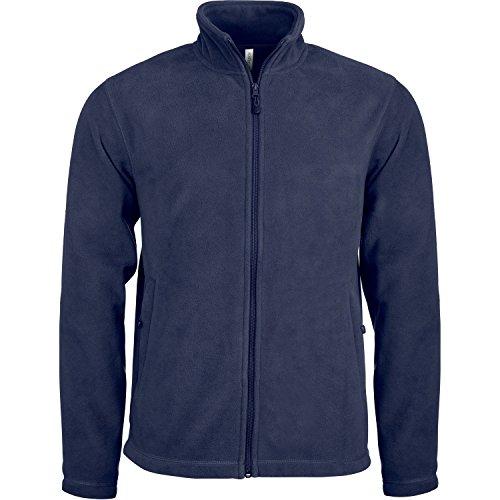 Kariban - Veste Polaire - Homme (XL) (Bleu Marine)