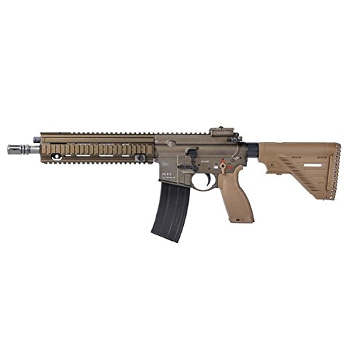 VFC/Umarex H&K HK416A5 GBBR ガスブローバック (HKライセンス) デザートカラー