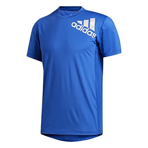 adidas Ask 2 FTD BOS T Camiseta, Hombre, azurea, S