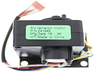 Nordictrack Audiostrider 990 Elliptical Resistance Motor Model Number NTEL79061 Part Number 241949