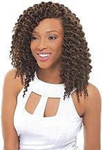 "Janet Collection Synthetic Hair Braids 2X Havana Mambo Twist Braid 14"" (4-Pack, 1B)"