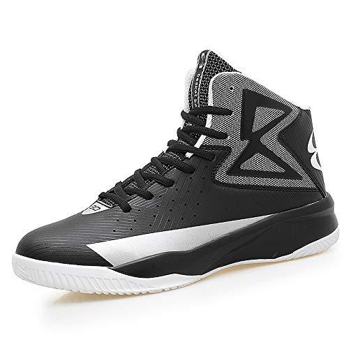 Wildfire Vine Otoño e Invierno Hombre Transpirables Aire Libre y Deporte Zapatos Sneaker Deportivos Zapatos Casuales con Cordones Zapatillas Deporte de Moda Baloncesto Zapatos