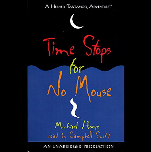 Time Stops for No Mouse audiobook cover art