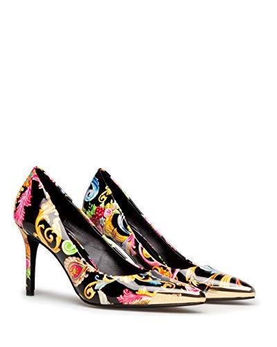 VERSACE JEANS COUTURE Party Shoes Donna Multicolor E0VWAS5071982 M09