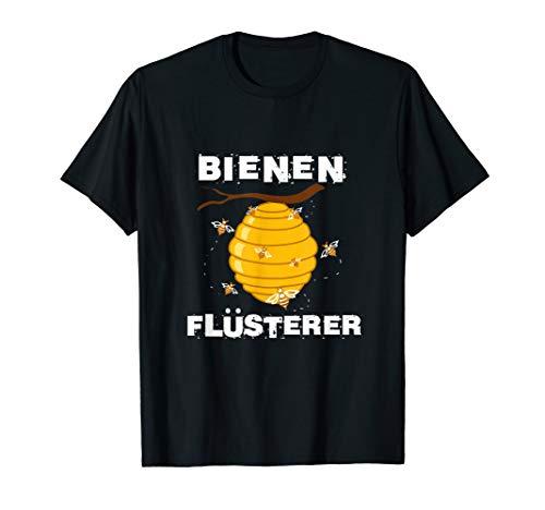 Geschenk für Imker Bienenzüchter T-Shirt Bienen Flüsterer