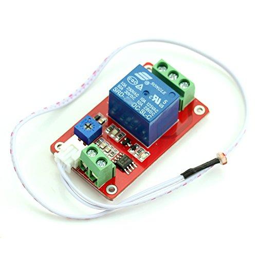 Wrisky Light Detection Sensor 12V Car Light Control Switch Photoresistor Relay Module
