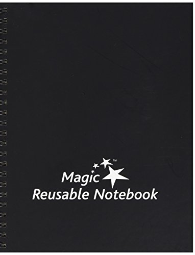 Magic Whiteboard Large Magic Notebook & Pen 8.5 x 11.75 (MW1440)