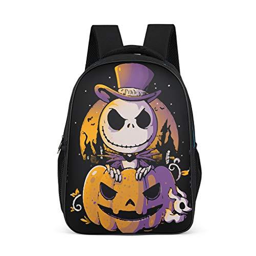Spooky Jack Mode - Mochila infantil para libros escolares, regalo para niños y adultos