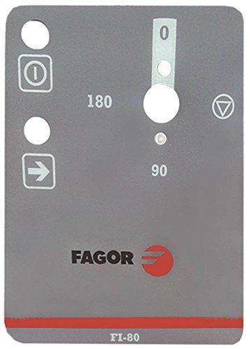 Fagor FI-80 - Protector de teclado para lavavajillas F180