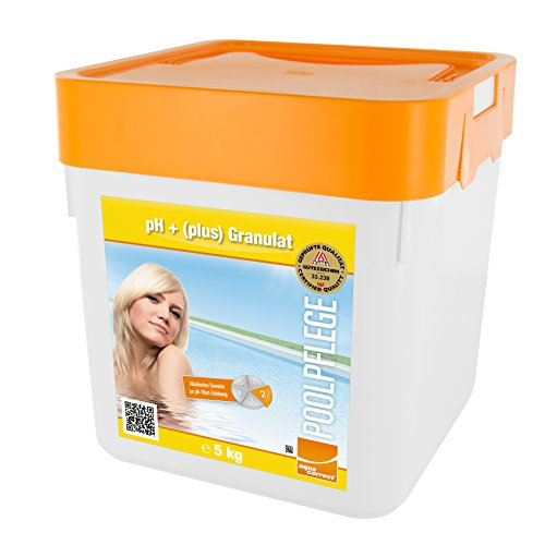 Steinbach Poolchemie pH plus Granulat, 5 kg, pH-Regulierung, 0753205TD02