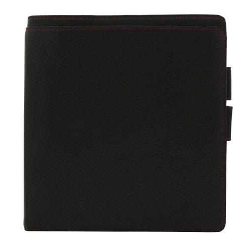 ASHFORD 手帳 HB×WA5 クラップ 15mm ブラック 6106-011