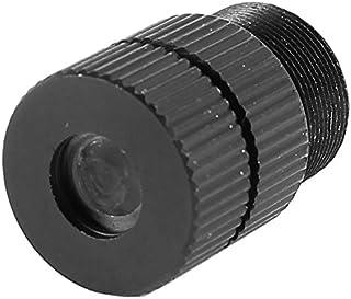 Fltaheroo Vervanging Zwarte CCTV Box Camera 25mm Brandpuntsafstand Board Lens F1.2